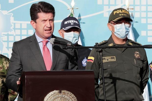 Colombia investiga los viajes a varios países del jefe de seguridad haitiano