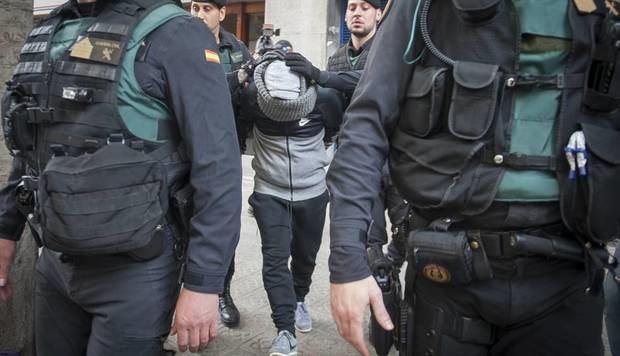 60 Detenidos en una operación contra el blanqueo del narcotráfico en España.