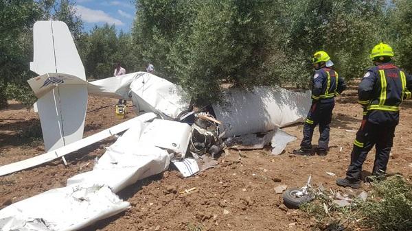 Un muerto y un herido en accidente de avioneta de Fuerza Aérea Dominicana