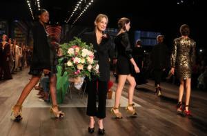 """Silvia Tcherassi llena de """"poesía"""" la pasarela del Bogotá Fashion Week"""