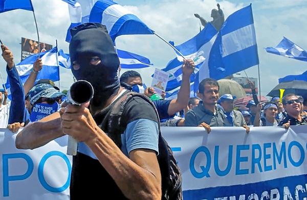 Biden acusó a Daniel Ortega y su esposa de ser los culpables de la violencia en Nicaragua