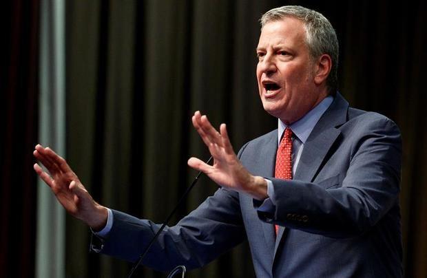 """Nueva York declara """"emergencia pública"""" por epidemia de sarampión en Brooklyn"""