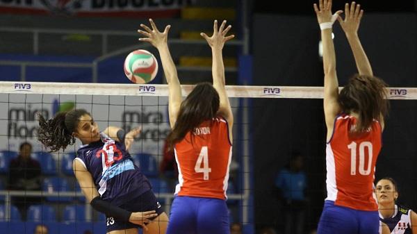 Gaila Gonzalez guía a RD a segunda victoria en IV Copa Panamericana U23 de voleibol