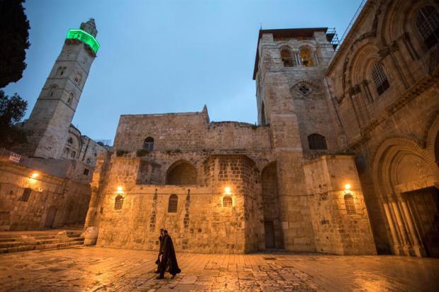 Las Iglesias en Tierra Santa reclaman el acceso para cristianos de Gaza a Jerusalén
