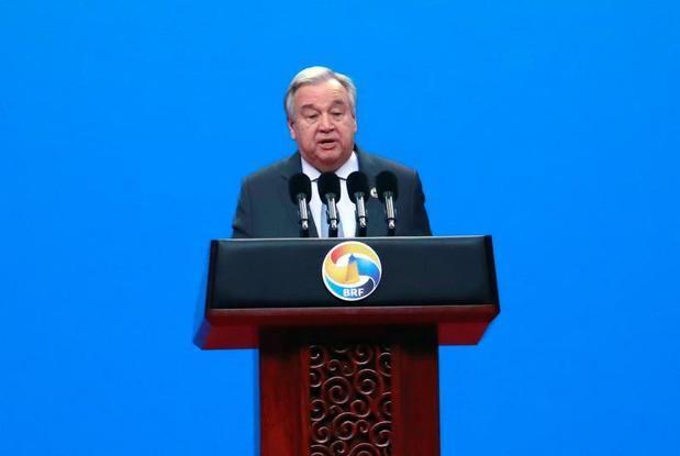 Guterres dice que el cambio climático es el asunto decisivo de nuestra época