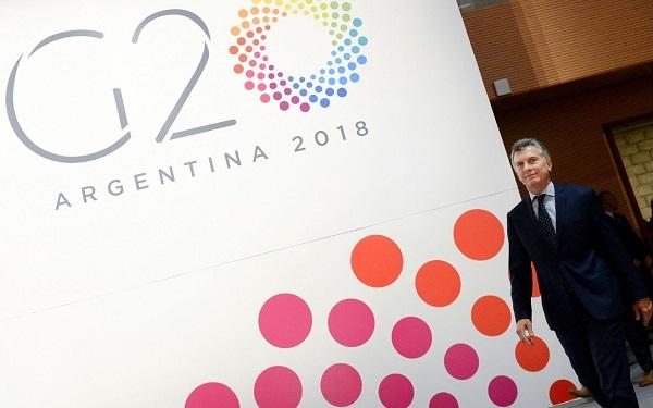 Más de 22 mil efectivos participarán en el dispositivo de seguridad del G20
