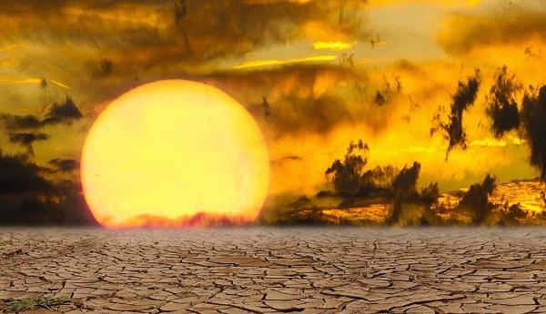 El año 2018, el cuarto más cálido del planeta desde que existen registros