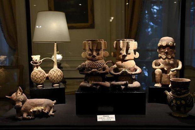 Argentina restituye 92 bienes prehispánicos del patrimonio cultural peruano