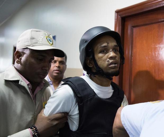mponen un año de prisión preventiva a nueve acusados de participar en el ataque a Ortiz