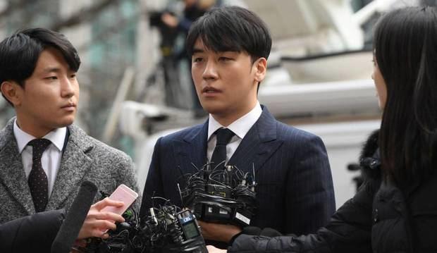 Interrogados los dos cantantes que protagonizan el macroescándalo del K-Pop