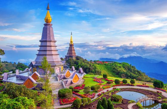 Chiang Mai está señalada como una de las ciudades más visitadas de Tailandia. Es el principal centro cultural del norte del país.