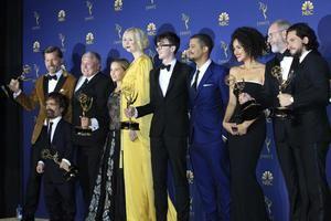 Los Emmy buscan serie para ocupar su trono tras el fin de 'Game of Thrones' El elenco de Game of Thrones