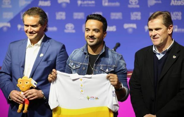 Luis Fonsi sorprenderá con una mezcla especial en la inauguración de Lima 2019.
