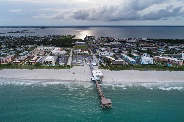 El huracán Dorian sube a categoría 4 en su camino amenazante rumbo a Florida