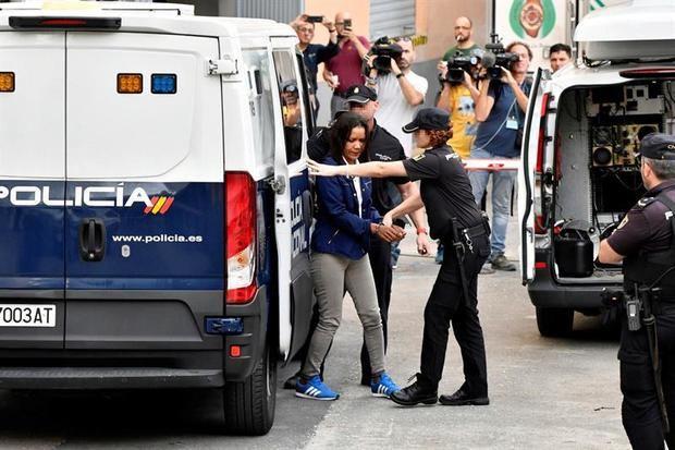 La dominicana Ana Julia Quezada admite que mató al niño español de 8 años, pero de forma accidental
