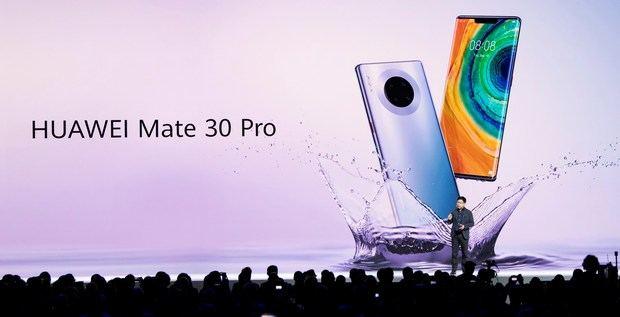 El primer Huawei sin