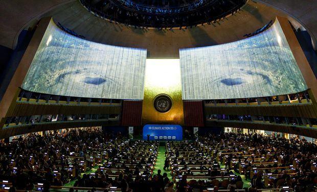 La ONU abre la Cumbre del Clima con urgencia: 'Nos estamos quedando sin tiempo'.