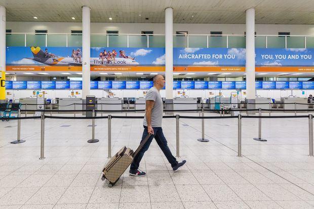 La quiebra de Thomas Cook deja 600 turistas afectados en República Dominicana
