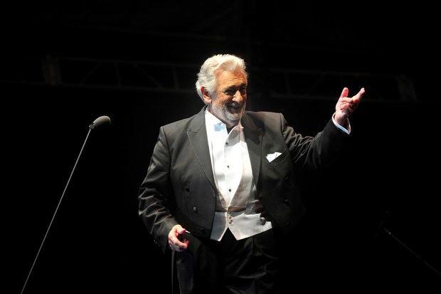Imagen de archivo del tenor español Plácido Domingo.