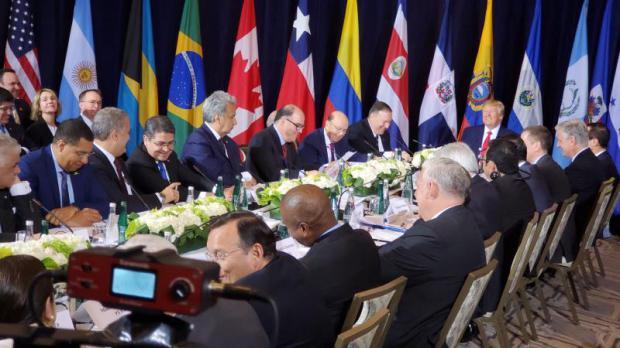 El cerco a Maduro se estrecha con presión de EE.UU. y países latinoamericanos
