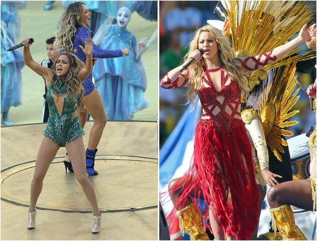 Jennifer López y Shakira darán sabor latino al medio tiempo del Super Bowl