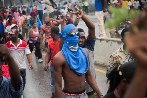 Las protestas en Haití afectan al comercio fronterizo con la República Dominicana