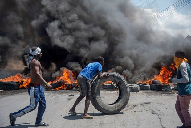 Al menos 17 muertos y 189 heridos dejan dos semanas de protestas en Haití