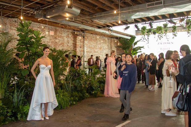 Zac Posen lanza en Nueva York la primera colección para la firma Pronovias