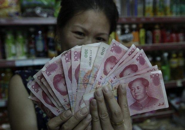 Las reservas de divisas de China caen a 3,09 billones de dólares en septiembre