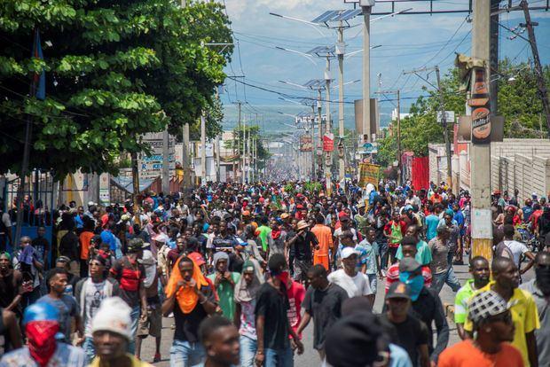 El presidente de Haití nombra una comisión para hablar con la oposición