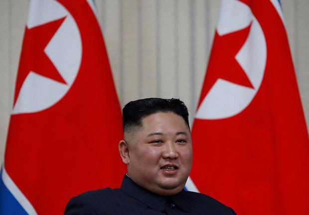 Corea del Norte elogia el liderazgo de Kim en el aniversario del partido único