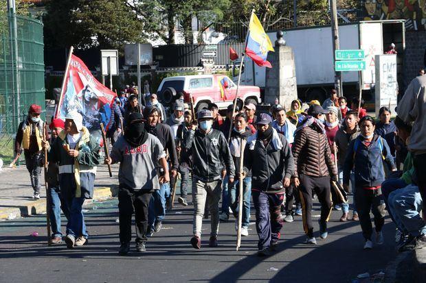 Moreno celebra el diálogo con los indígenas y cree que la convulsión pasará pronto
