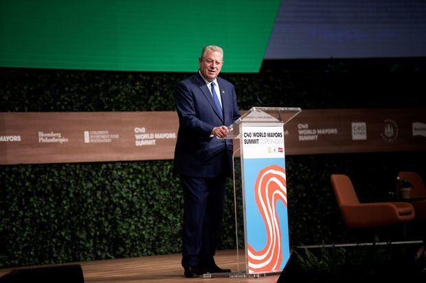 Los alcaldes de EEUU gritan al mundo que ellos sí apoyan el Acuerdo de París