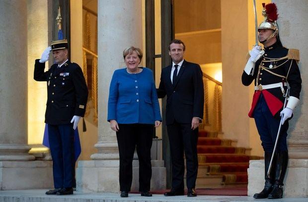 Macron pide a Europa