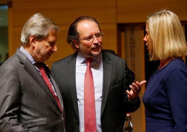 Los ministros de la UE condenan el ataque turco en Siria pero no el acuerdan embargo armas