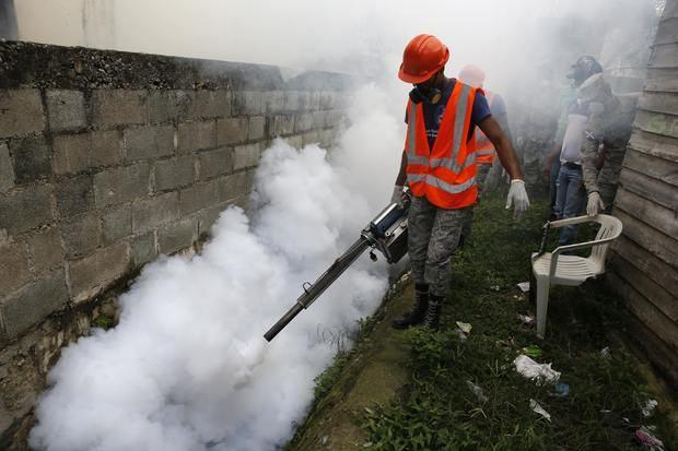 RD registró 12.777 casos de dengue desde principio de año