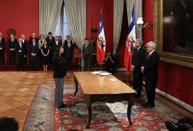El estallido social de Chile provoca un profundo cambio ministerial