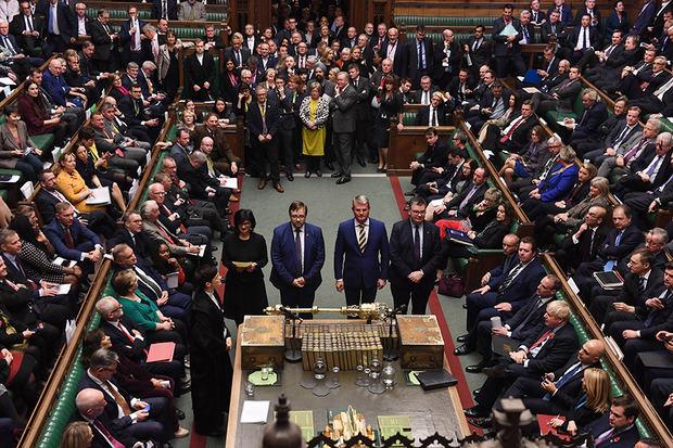 Unas elecciones el 12 de diciembre determinarán el desenlace del 'brexit'.