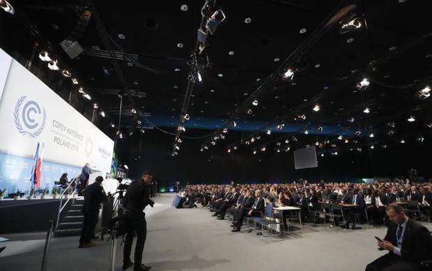 Madrid acogerá en diciembre la cumbre del clima COP25