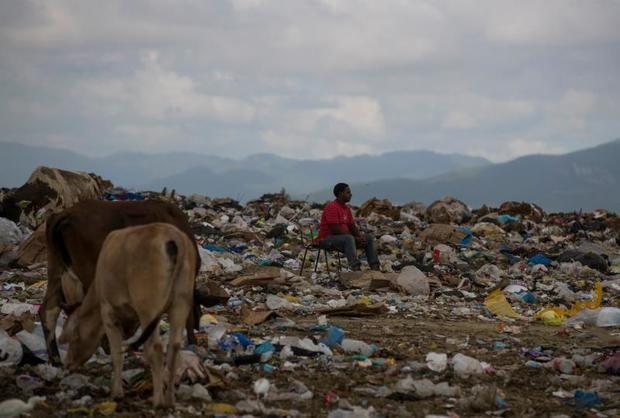 La vida después de la basura para los niños del vertedero de Rafey
