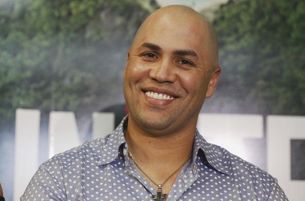 En la imagen, el expelotero puertorriqueño Carlos Beltrán.