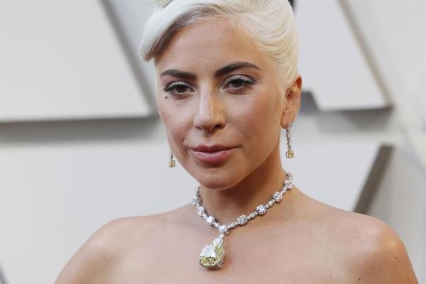 En la imagen, la cantante estadounidense Lady Gaga.