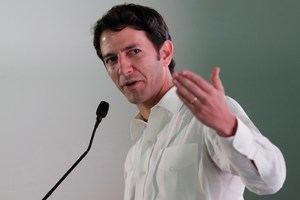 En la imagen el ministro panameño de Turismo, Iván Eskildsen.
