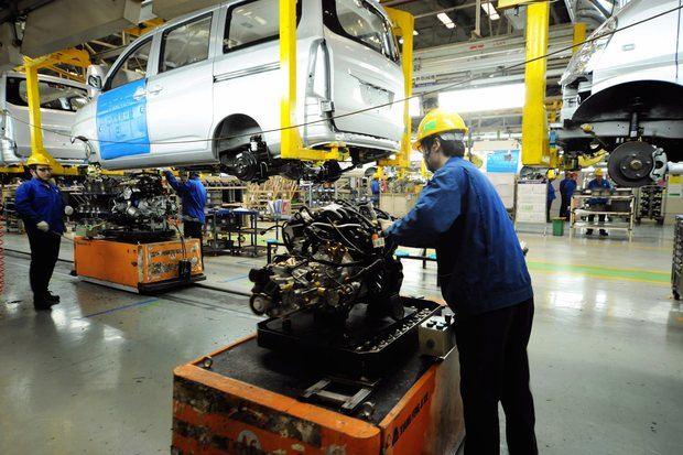 El avance de la producción industrial china se ralentiza en octubre al 4,7 %