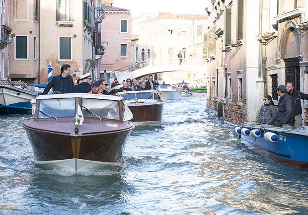 El Gobierno italiano declara el estado de emergencia en Venecia y aprueba ayudas.