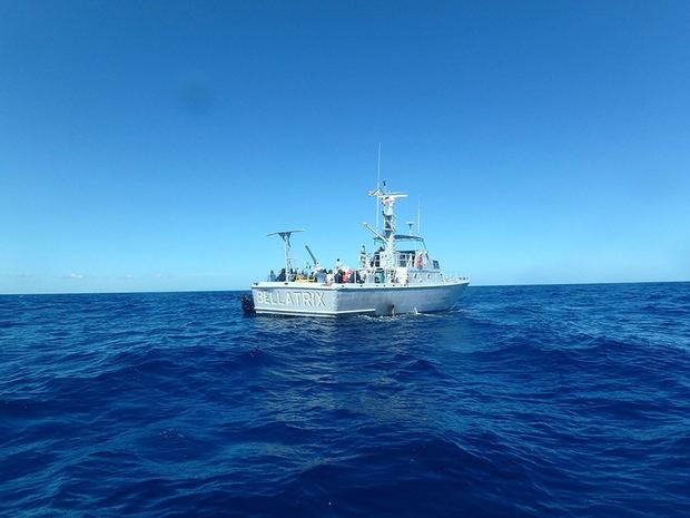 Detienen un barco con 52 migrantes proveniente de República Dominicana que iba a Puerto Rico