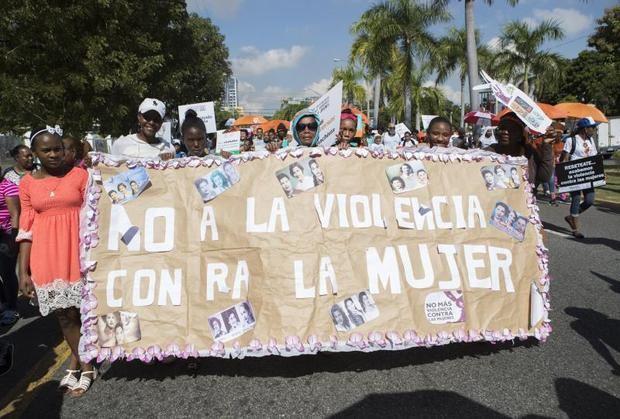 El 88 % de las dominicanas víctimas de feminicidio habían denunciado a sus agresores