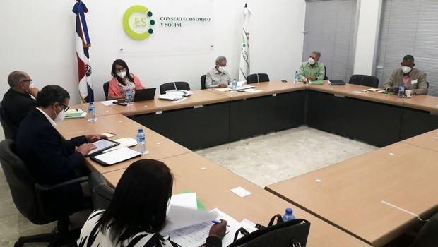 Comisión ejecutiva del CES se reunirá con el gabinete eléctrico del gobierno