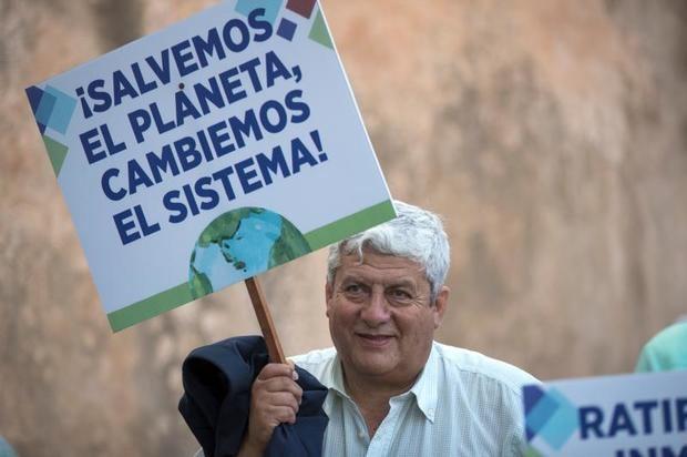 Organizaciones dominicanas demandan el cumplimiento de la agenda climática local