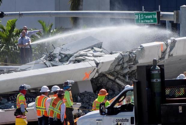 Familias de 16 víctimas del puente colapsado en EE.UU. recibirán millonaria suma.